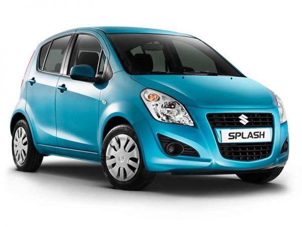 Suzuki Splash 1100cc