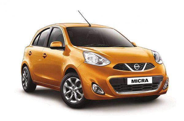 Nissan Micra K13 Auto 1200cc