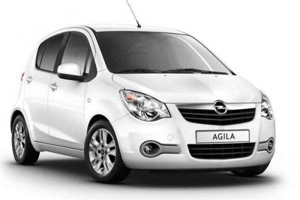 Opel Agila 1200cc